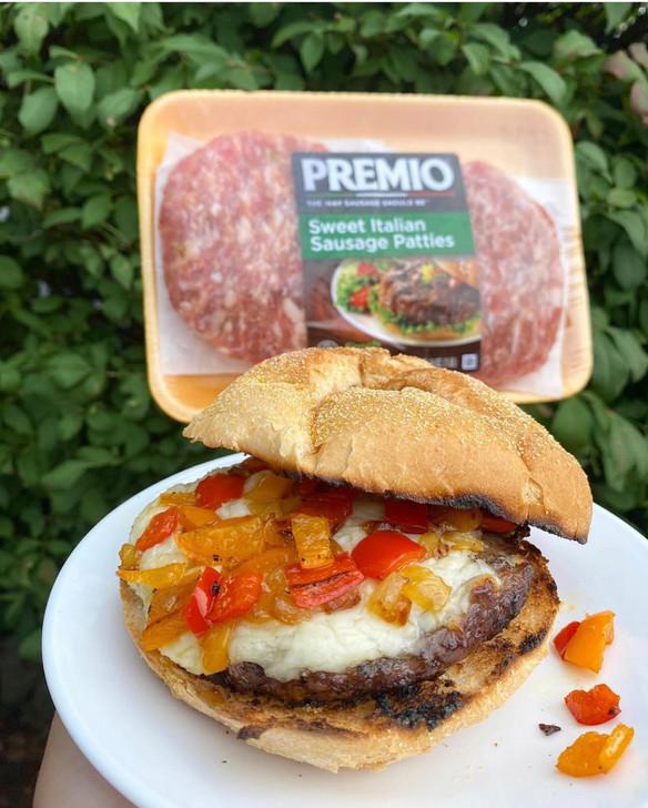 Premio Grilled Sausage Sandwich