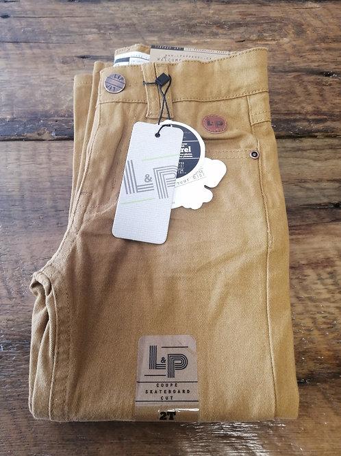 Pantalon LP Caramel