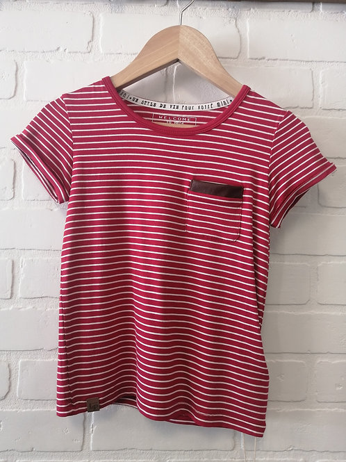 T-Shirt Matelot rouge
