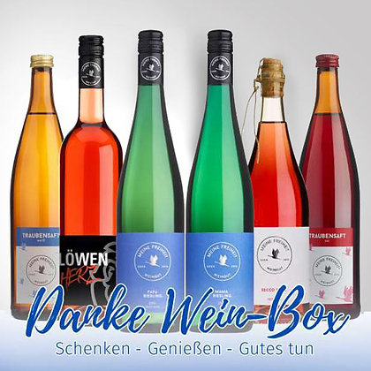 Lions Club – Danke Wein-Box