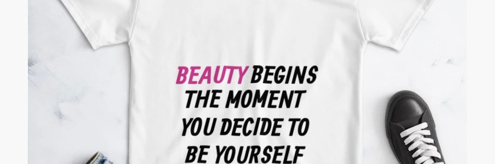 """Beauty Begins"""