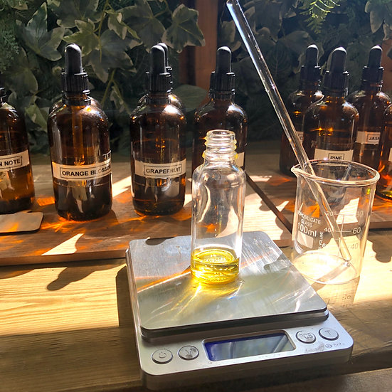 Private Bespoke Perfume Creation Experience - Two People