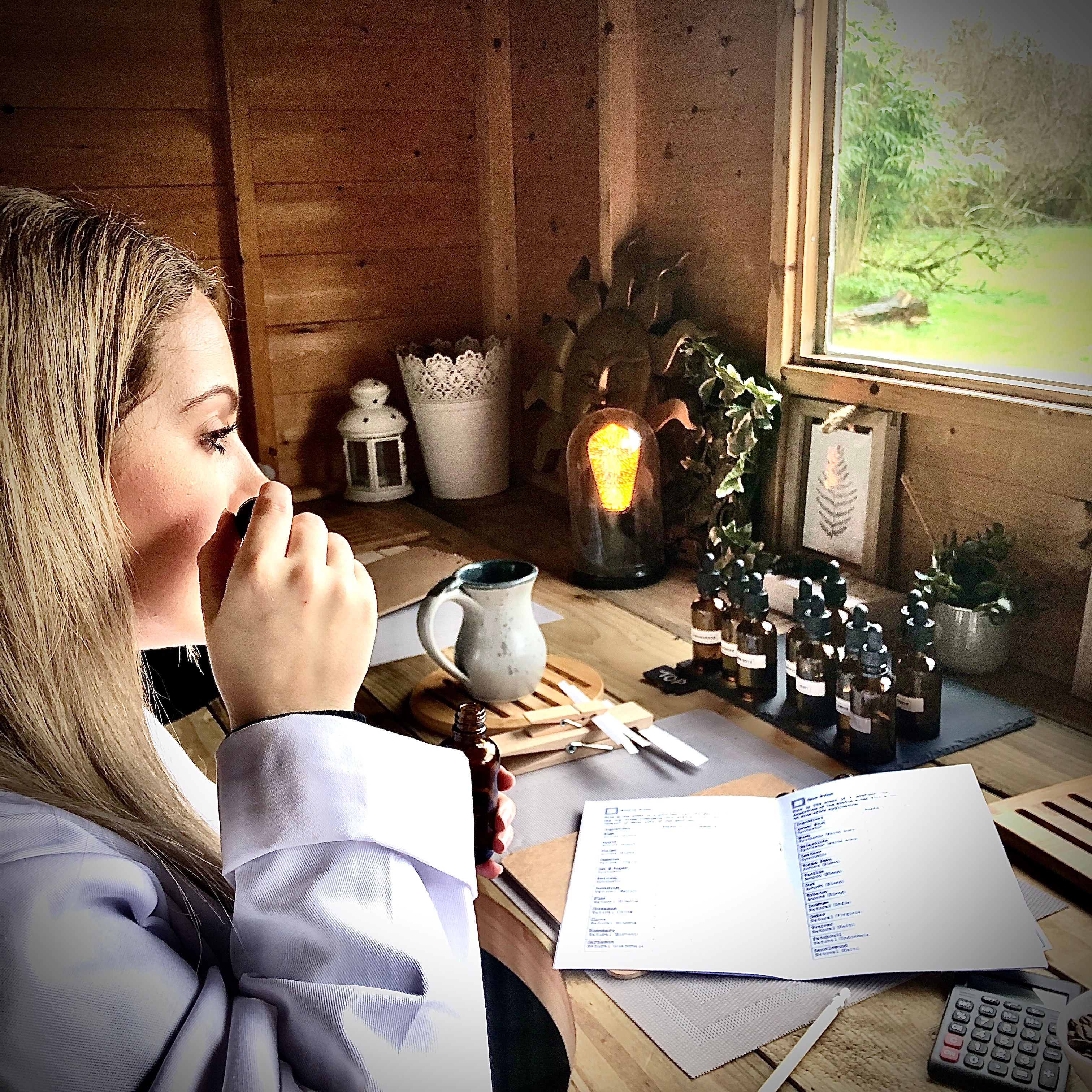 Perfumery Workshop
