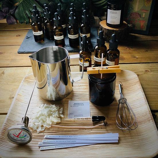 Bespoke Candle Creation Workshop