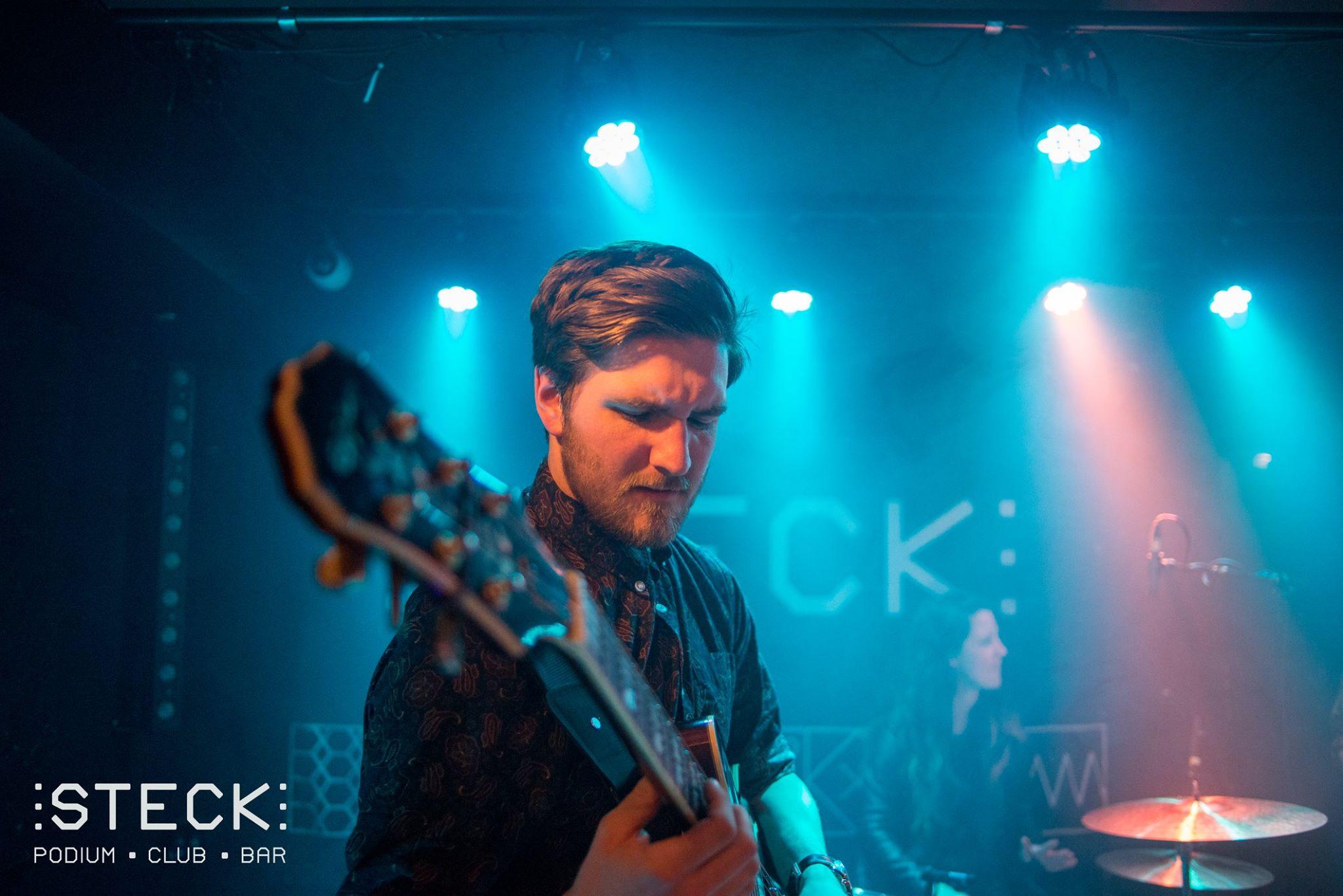 LIVE AT STECK (DELFT - NL)