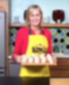 Beth Royals, winner of the 47th Pillsbury Bake-Off Contest