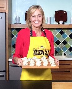 Beth Royals, winner of the 47th Pillsbury Bake-Off Contest