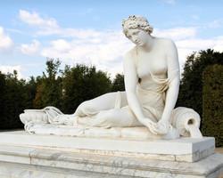 Marble & Bronze Statue & Repair