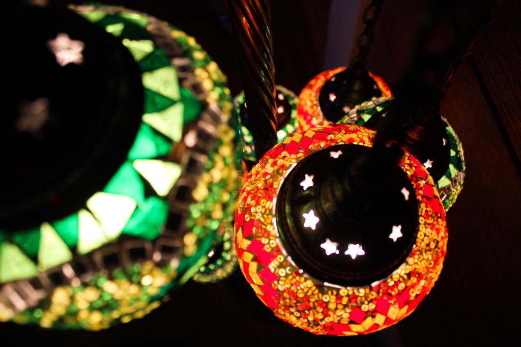 Handmade Turkish Lamps