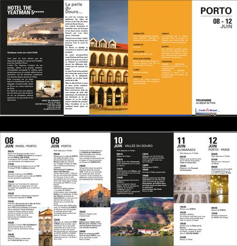 Tourisme à Porto