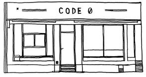 Façade Code ø après photoshop