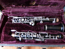 Conn Ring Style Wood Oboe