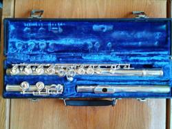 Gemeinhardt 2SP Silver Plated Flute