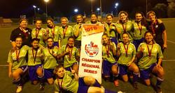 U18F - LLJ Regional Series 2016
