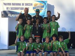 U9M D1 - Champions Assomption 2017