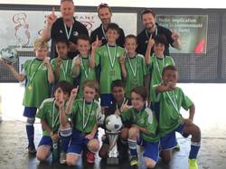 U9M D1 - Champions Mascouche 2017