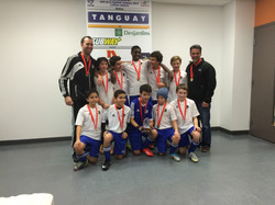 Lachine SC U13MAA Champions Coupe Tanguay 2014