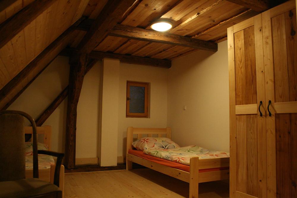 Pokoj 3 postele