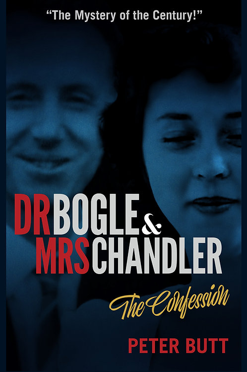 Signed Book - Dr Bogle & Mrs Chandler