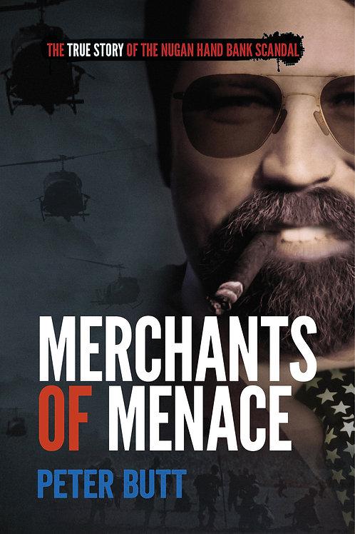 Signed Book - Merchants of Menace