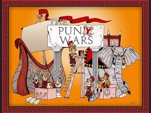 The Puny Wars