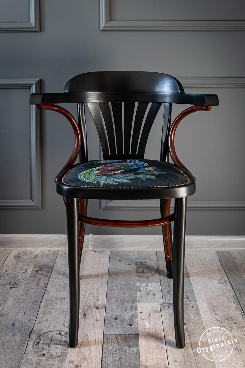 Krzesło gięte Radomski, Thonet po metamorfozie.