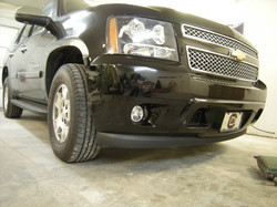 Chevy Tahoe After