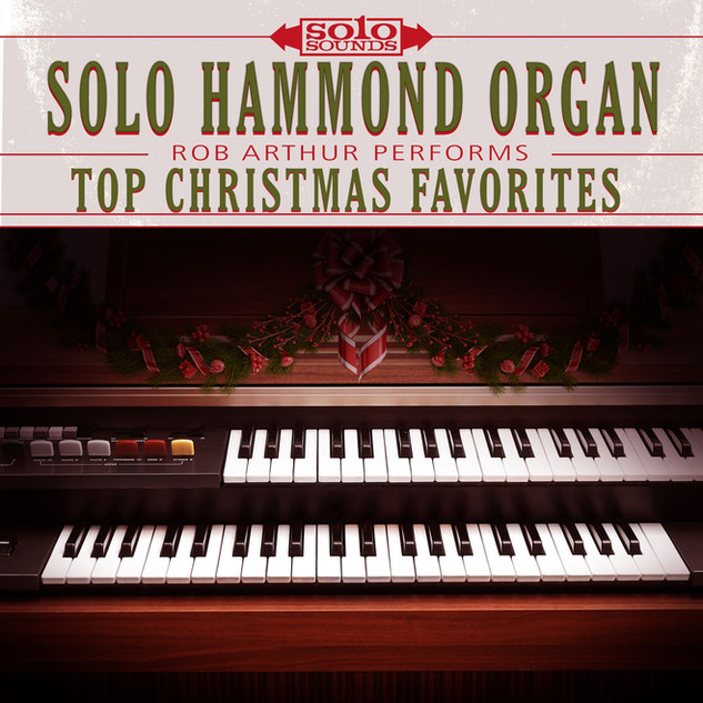 Solo Hammond Organ - Top Christmas Favorites