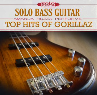 Solo Bass Guitar - Top Hits of Gorillaz