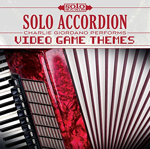Solo Accordion - Video Game Themes