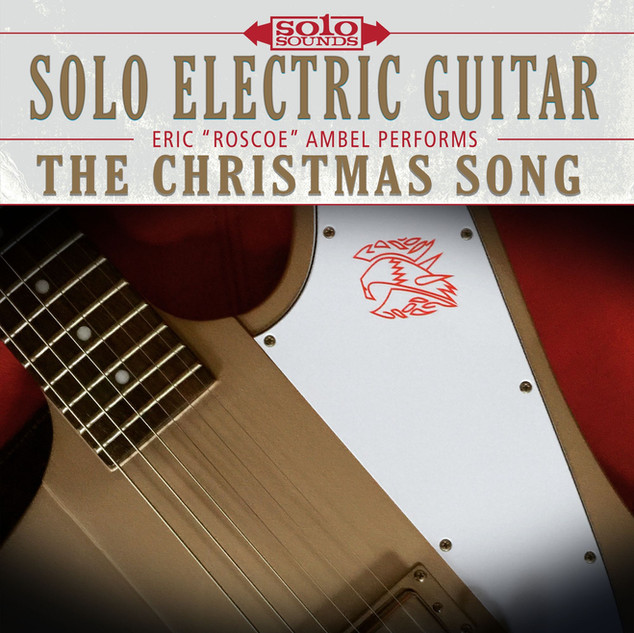 Solo Electric Guitar - The Christmas Song