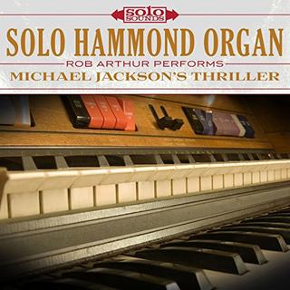 Solo Hammond Organ - Michael Jackson's Thriller