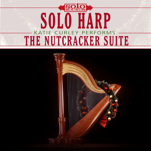 Solo Harp - The Nutcracker Suite