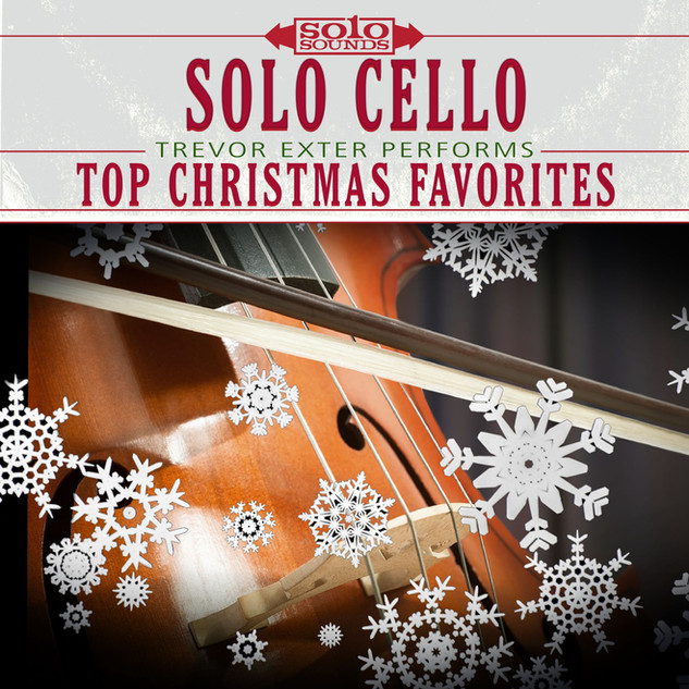 Solo Cello Top Christmas