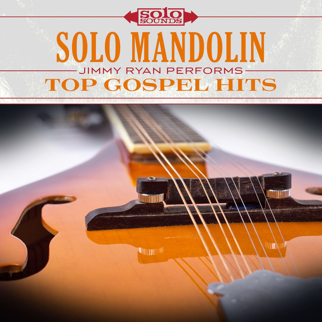 Solo Mandolin - Top Gospel Hits