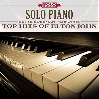 Solo Piano - Top Hits of Elton John