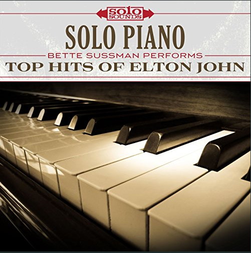 Solo Piano - Top Hits of Elton John