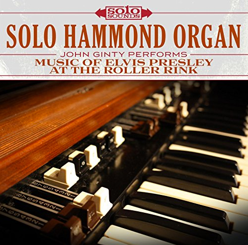 Solo Hammond Organ - Music of Elvis Presley at The Roller Rink