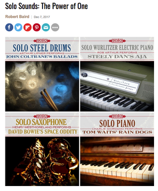 SOLO SOUNDS FEATURED ON STEREOPHILE