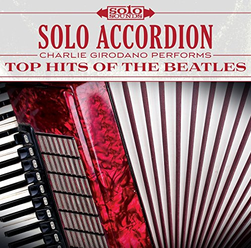 Solo Accordion - Top Hits of The Beatles