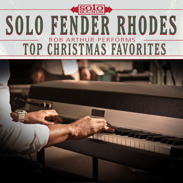 Solo Fender Rhodes - Top Christmas Favorites