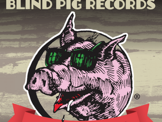 BLIND PIG 40TH ANNIVERSARY ALBUM AVAILABLE NOW