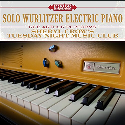 Solo Wurlitzer Electric Piano by Sheryl Crow's Tuesday Night Music Club