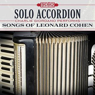 Solo Accordion - Songs of Leonard Cohen