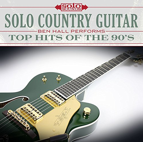 Solo Country Guitar - Top Hits of the 90's