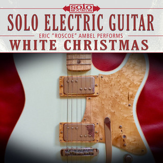 Solo Electric Guitar - White Christmas