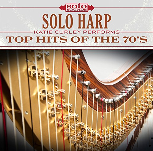 Solo Harp - Top Hits of the 70's