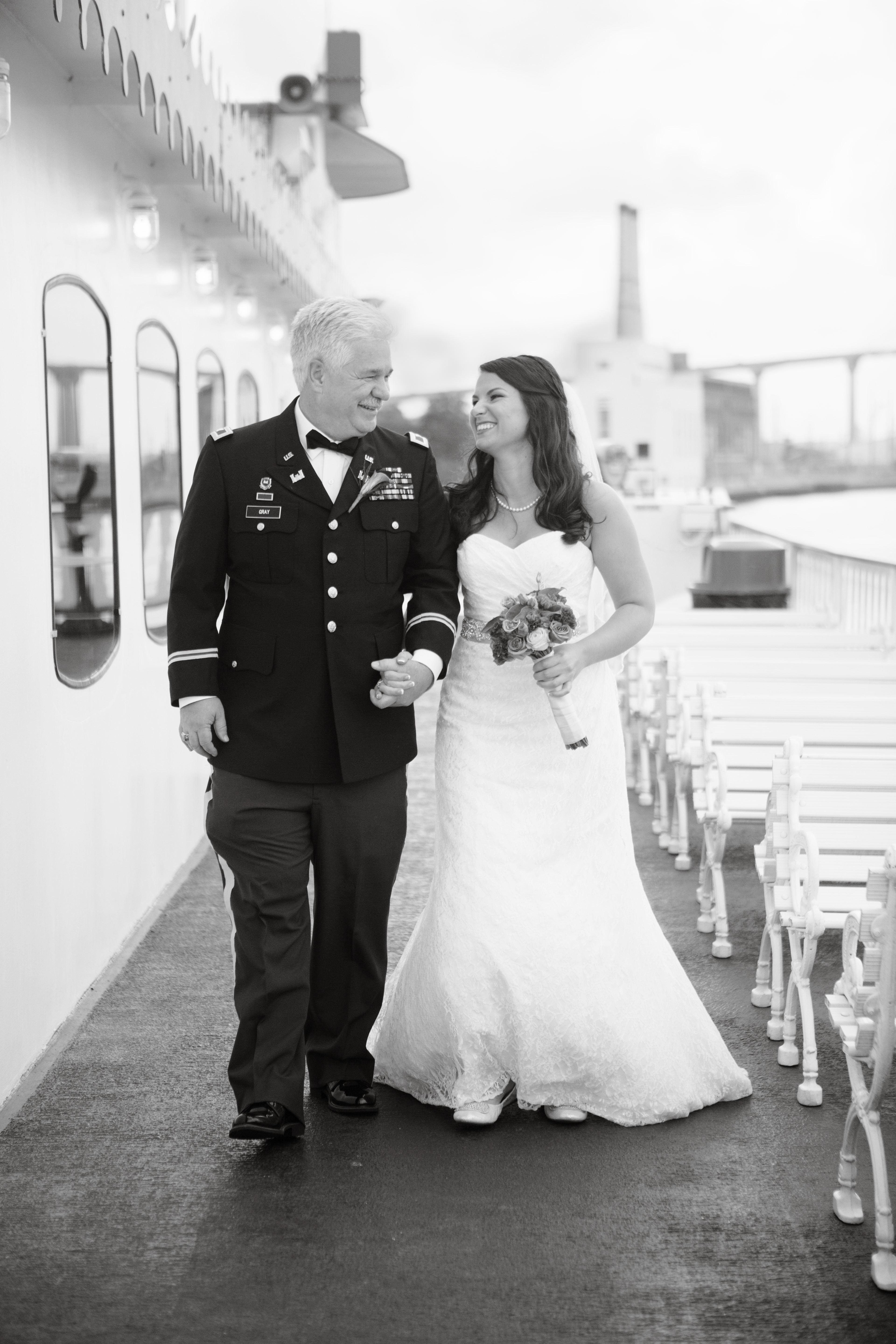 Partin Wedding - Savannah Riverboats