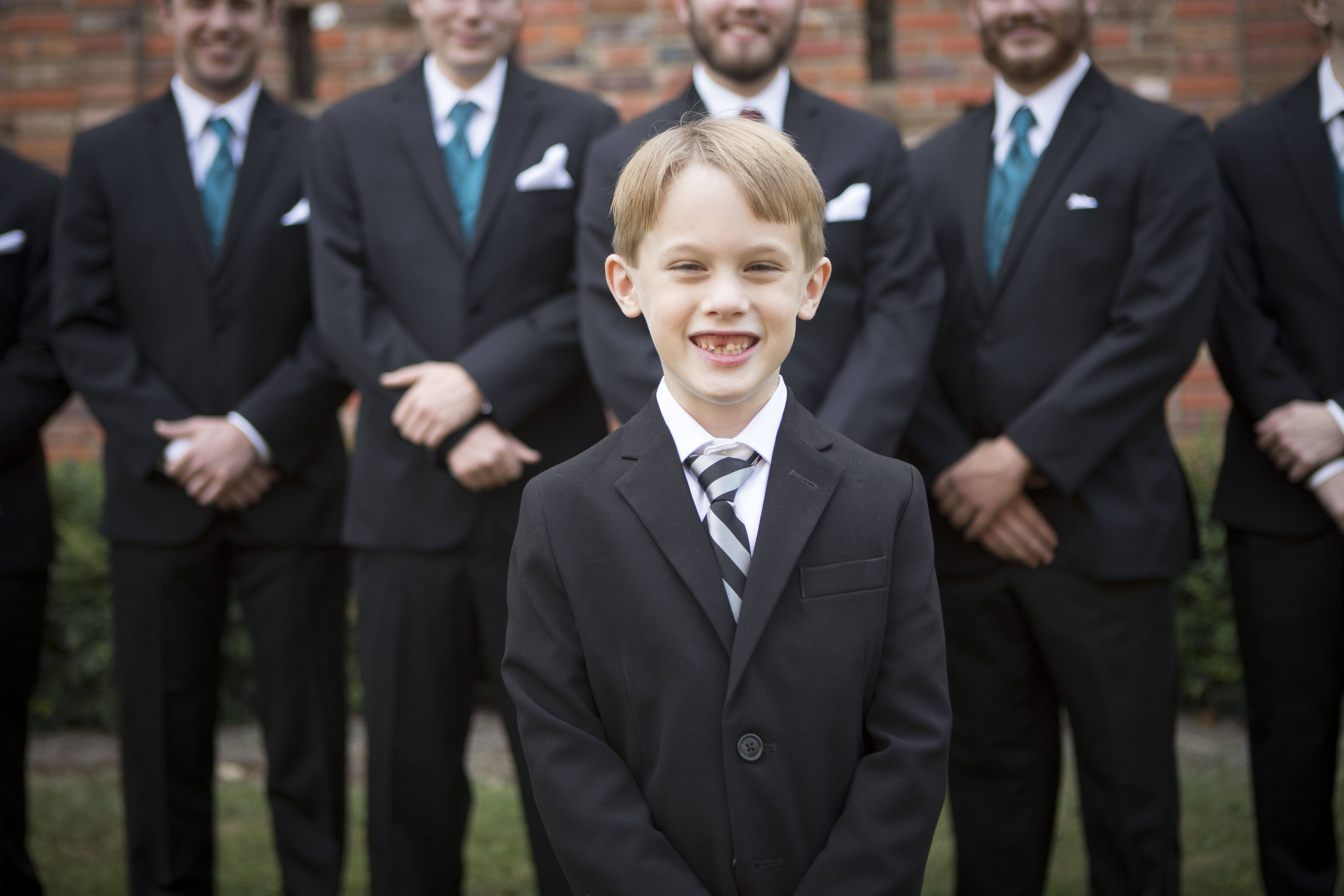 Britt Wedding - Ring Bearer