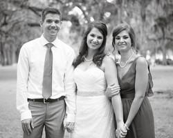 Partin Wedding - Siblings